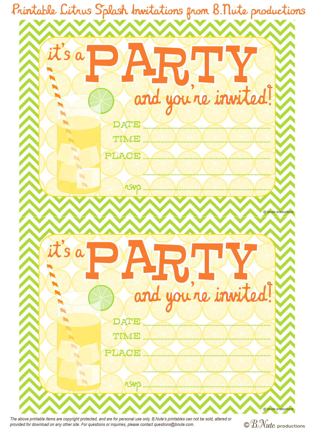 This is a photo of Fan Party Invitations Printable